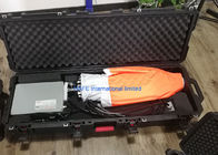 IP67 Stockage Flight Road Case Outside Size 1130x390x320mm for Transport Use