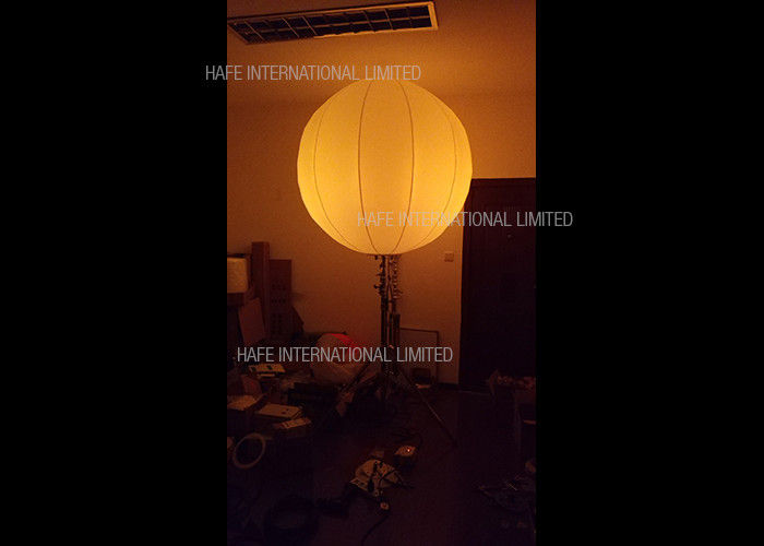 RGB Inflatable Lighting Decoration LED 36W , Crystal Water Floating Balloon Light