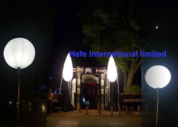 Super Efficient Led Glow Balloons Inflatable Lighting Decoration Power Up To 800w